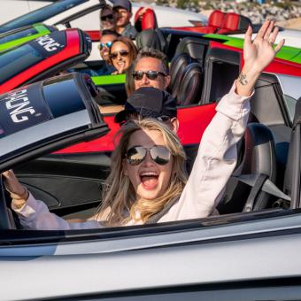 Supercar Driving Experience in Los Angeles