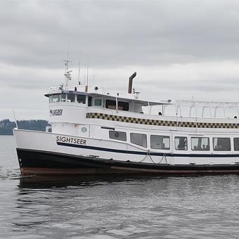 Lake Washington Cruise in Seattle