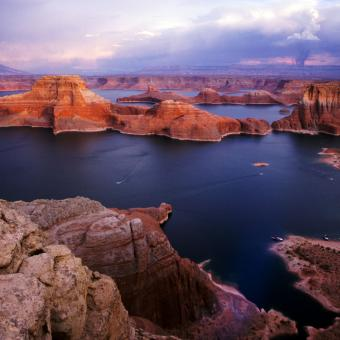 Scenic Plane Tour of Lake Powell