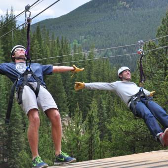 Colorado Zip Lining