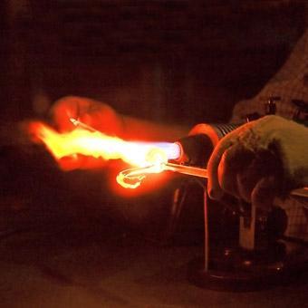 Intro to Flameworking in Boston