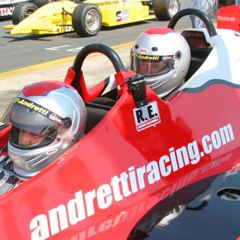 Indy Car Ride Along near Washington DC