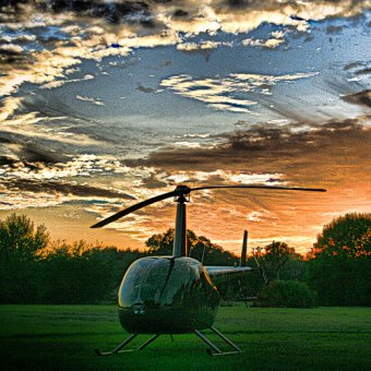 Helicopter Sightseeing Tour