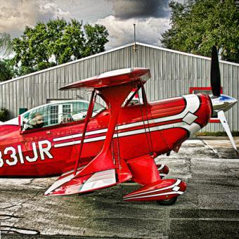 Orlando Biplane Thrill Ride