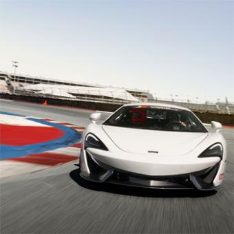 McLaren Driving Experience near New York City