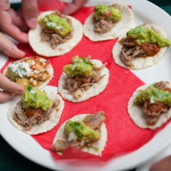 Los Angeles Latin Food Tour