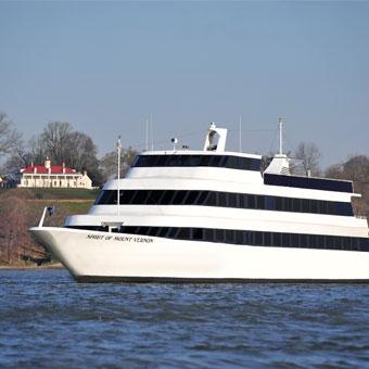 Cruise to Mt. Vernon in Washington DC