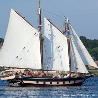 Boston Tall Ship Brunch Sail
