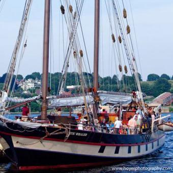 Connecticut Sunday Brunch Sail
