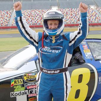 Stock Car Racing Student