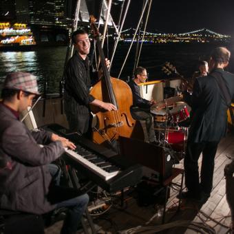 Tall Ship Jazz Sail