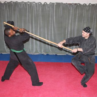 Learn to be a Ninja in New York