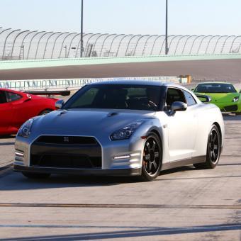 Nissan GTR Racing Experience in Miami