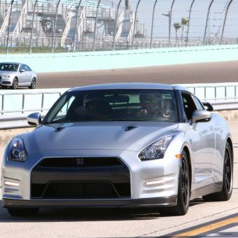 Miami Driving Experience with Nissan GTR