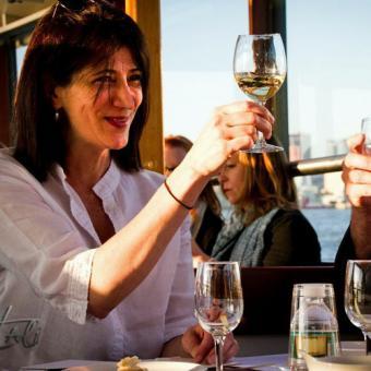 New York Wine and Cheese Cruise