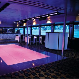 Dinner Cruise NJ Dancefloor