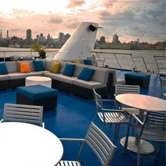 Deck New Jersey Dinner Cruise