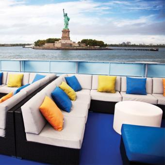 Lunch Cruise NJ Deck
