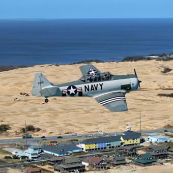 T6 Warbird Ride