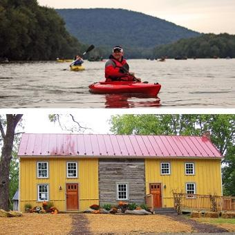 Paddle to the Hooch in West Virginia