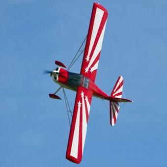 Aerobatic Decathlon Thrill Ride