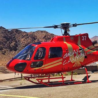 Helicopter Tour from the Hoover Dam