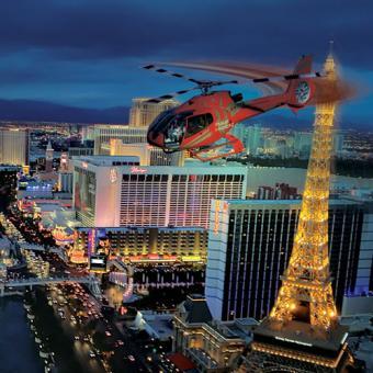 Las Vegas Strip Helicopter Tour in Las Vegas