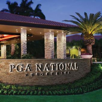 Play Golf at the PGA National Resort