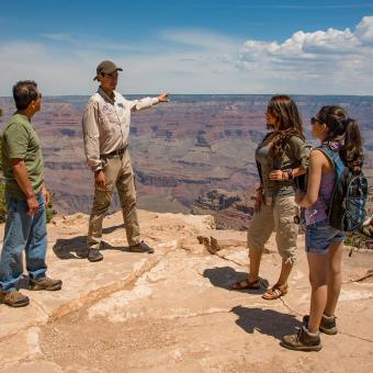 Tour South Rim of the Grand Canyon