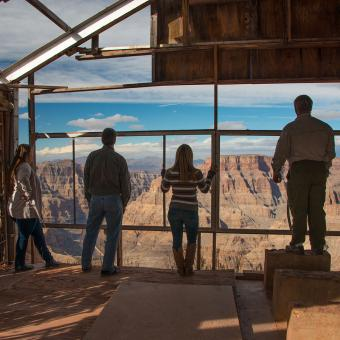 Visit the Grand Canyon from Las Vegas