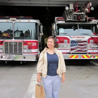 Firehouse Tour