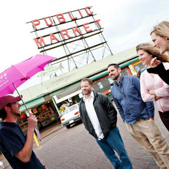 Tour of Pike Place Market in Seattle