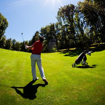 Golf Lesson with a PGA Professional