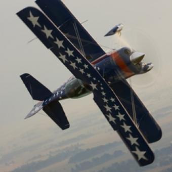 Aerobatic Thrill Ride in Indianapolis