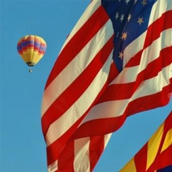 Hot Air Balloon Ride in Phoenix