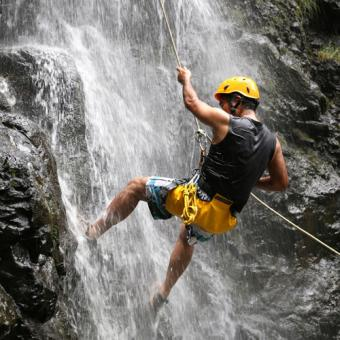 Full Day Rappelling Adventure - Maui ACT-HAW-0007