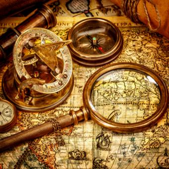 Escape The City Treasure Maps
