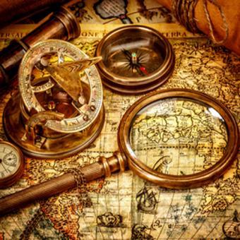 Escape The City Treasure Maps