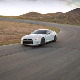 Race a Nissan GT-R near Detroit