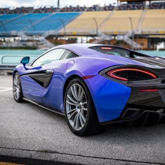 Miami McLaren Racing Experience