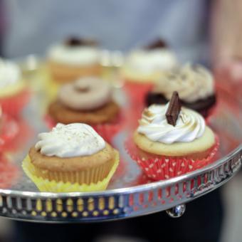 Cupcakes on Virginia Food Tour