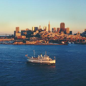 Champagne Brunch Cruise in San Francisco