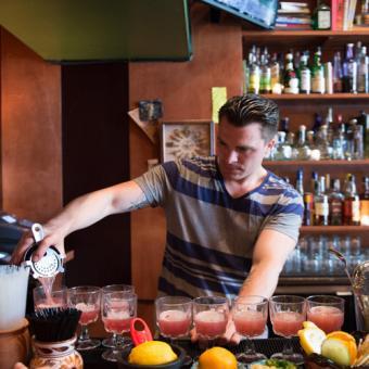 San Francisco Culinary Experience Bartender