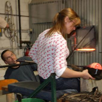 Glass Blowing Class in New York