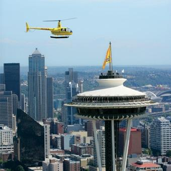 Ultimate Seattle Helicopter Tour AIR-SEA-0007