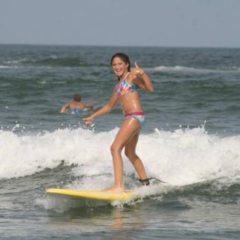 Surf Camp in Virginia Beach