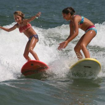 4 Day Surf Camp