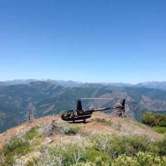 Lake Tahoe Scenic Helicopter Tour