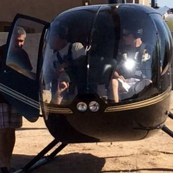Helicopter Flight Lesson near Sacramento