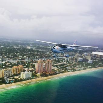 Sightseeing Tour of Florida Coastline